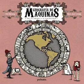 Papel Geografias De Maquinas