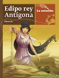 Libro Edipo Rey / Antigona