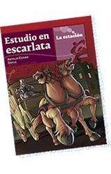 Papel ESTUDIO EN ESCARLATA (COLECCION ANOTADORES 112) (RUSTICA)