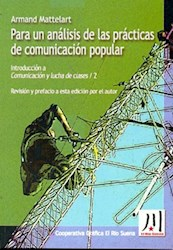 Libro 2. Para Un Analisis De Las Practicas De Comunicacion Popular