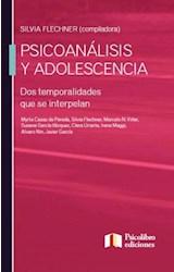 Papel PSICOANALISIS Y ADOLESCENCIA (DOS TEMPORALIDADES QUE SE INTE