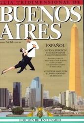 Libro Guia Tridimensional De Buenos Aires 2010  Bicentenario