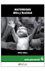 Papel MATERNIDAD MITO Y REALIDAD