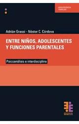 Papel ENTRE NIÑOS, ADOLESCENTES Y FUNCIONES PARENTALES
