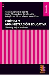 Papel POLITICA Y ADMINISTRACION EDUCATIVA