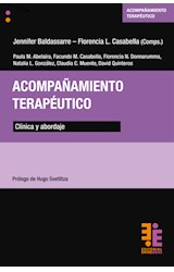Papel ACOMPAÑAMIENTO TERAPEUTICO CLINICA Y ABORDAJE