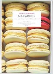 Papel Macarons Secretos De Pasteleria