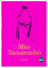 Papel Miss Tacuarembo