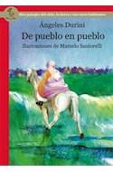 Papel DE PUEBLO EN PUEBLO (SERIE ROJA)