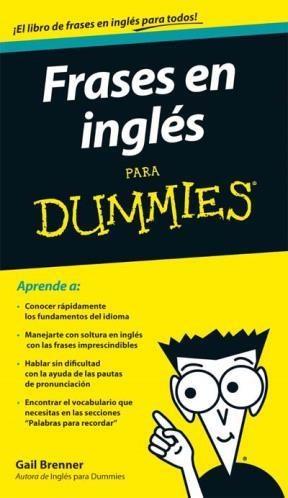Papel Frases En Inglés Para Dummies