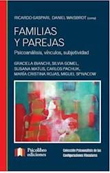 Papel FAMILIAS Y PAREJAS (PSICOANALISIS, VINCULOS, SUBJETIVIDAD)