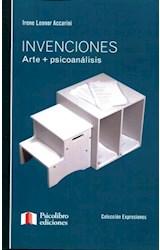 Papel INVENCIONES (ARTE + PSICOANALISIS)