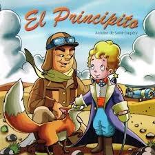 Libro El Principito. Audiolibro.