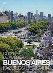 Libro Buenos Aires  Ciudades De America