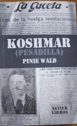 Libro Koshmar ( Pesadilla )