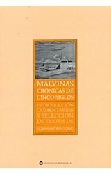 Papel MALVINAS CRONICAS DE CINCO SIGLOS
