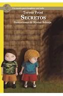 Papel SECRETOS UN CUENTO PARA IMAGINAR CASI TODO (SERIE AMARILLA) (RUSTICA)