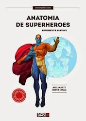 Papel Anatomia De Superheroes