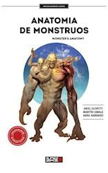 Papel Anatomia De Monstruos