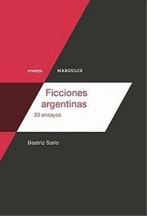 Papel Ficciones Argentinas: 33 Ensayos