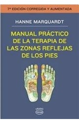 Papel MANUAL PRACTICO DE LA TERAPIA DE LAS ZONAS REFLEJAS DE LOS P