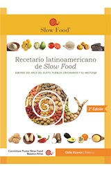 E-book Recetario  Latinoamericano de Slow Food