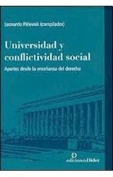 Papel UNIVERSIDAD Y CONFLICTIVIDAD SOCIAL