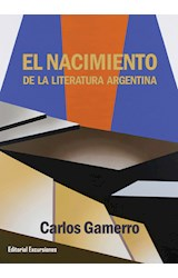 Papel EL NACIMIENTO DE LA LITERATURA ARGENTINA