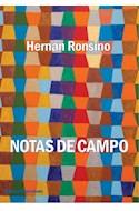 Papel NOTAS DE CAMPO (COLECCION ENSAYOS 10) (RUSTICA)
