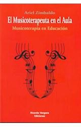 Papel EL MUSICOTERAPEUTA EN EL AULA