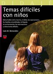 Libro Temas Dificiles Con Niños