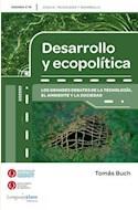 Papel DESARROLLO Y ECOPOLÍTICA
