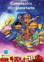Libro Cumpleaños Interplanetario