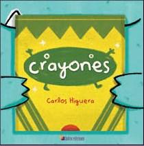 Libro Crayones