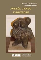 Libro Poesia, Tango Y Sociedad