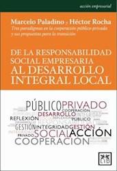 Libro De La Responsabilidad Social Empresaria Al Desarrollo Integral Local