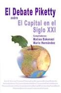 Papel DEBATE PIKETTY SOBRE EL CAPITAL EN EL SIGLO XXI