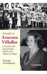 Papel BIOGRAFIA DE AZUCENA VILLAFLOR