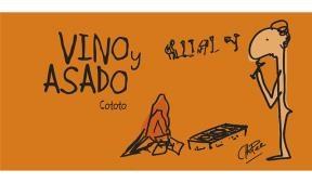 E-book Vino y Asado Cototo