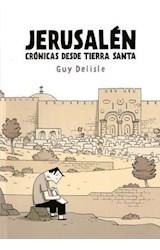 Papel JERUSALEN CRONICAS DESDE TIERRA SANTA