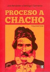 Libro Proceso A Chacho