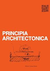 Libro Principia Architectonica