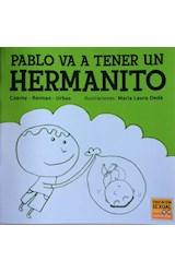 Papel PABLO VA A TENER UN HERMANITO