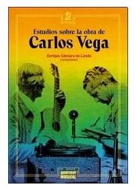 Papel Estudio Sobre La Obra De Carlos Vega