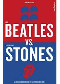 Papel Beatles Vs Los Rolling Stones, Los
