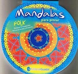 Papel Mandalas Folk