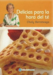 Libro Delicias Para La Hora Del Te