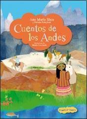 Libro Cuentos De Los Andes
