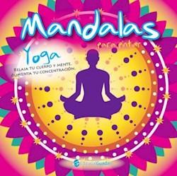 Papel Mandalas Para Pintar Yoga