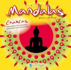 Papel Mandalas Chakra (Formato Cuadrado)